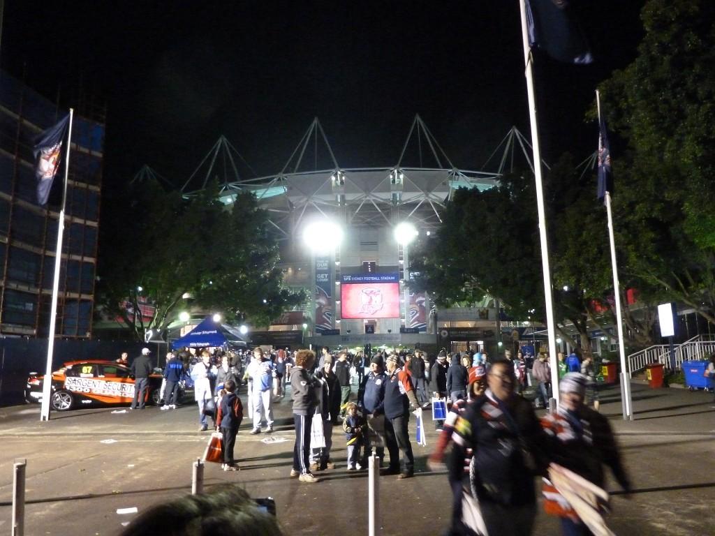 Sydney Rugby Ground