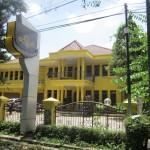 Eine der High Schools