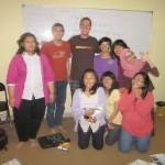 Eine meiner Deutschklassen